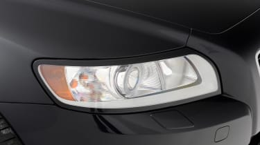 Used Volvo S40 - front light