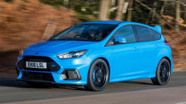 Ford Focus RS - front