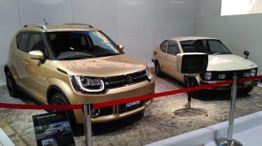 Suzuki Ignis - Paris Whizzkid