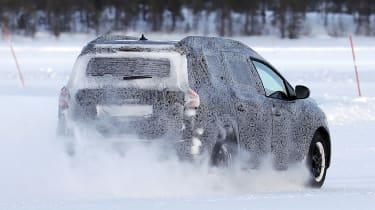 Dacia Lodgy MCV - rear