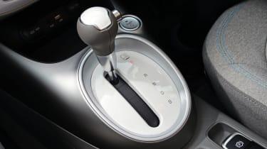 Kia Soul EV long-termer - gear lever