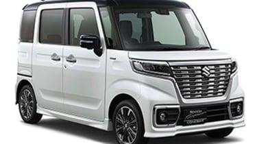 Suzuki Custom Concept - front