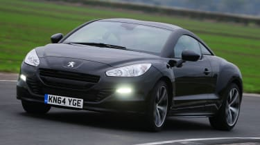 Peugeot RCZ - best used coupes