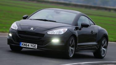 Peugeot RCZ - best used coupes