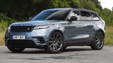 Range Rover Velar - static front