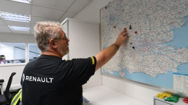 Renault Pro+ vans more planning