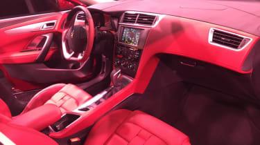 DS 4S - show interior