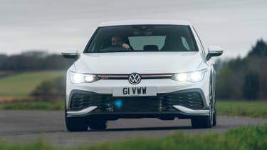 Volkswagen Golf GTI Clubsport - cornering