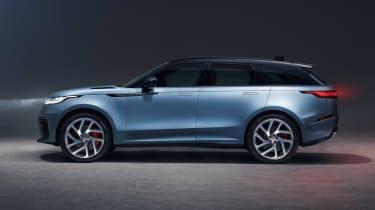 Range Rover Velar SVAutobiography - side