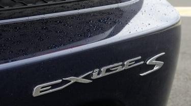 Lotus Exige S Roadster badge