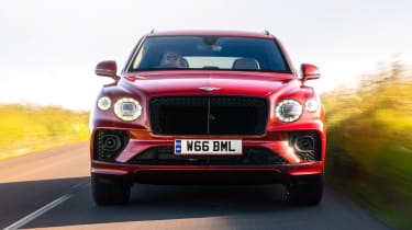 Bentley Bentayga Hybrid - full front