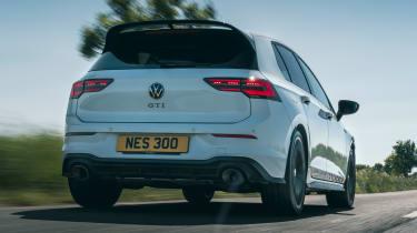 Volkswagen Golf GTI Clubsport 45 - rear
