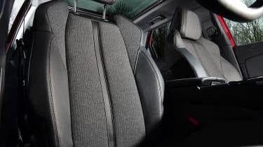 Peugeot 3008 - seats