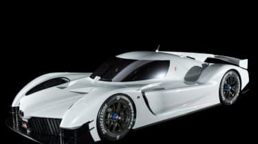 GR Super Sport - front