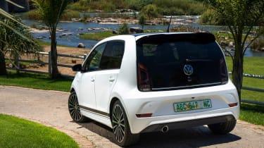 Volkswagen up! GTI prototype - rear quarter