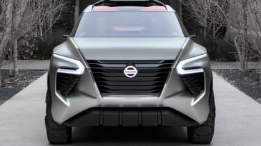 Nissan Xmotion Concept - front end