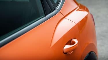 Audi Q3 Sportback - door handle