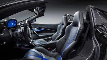 McLaren 720S Spider by MSO - interior