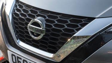 Nissan Juke - grille