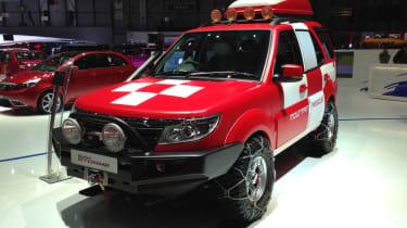 Tata Safari Storme Mountain Rescue