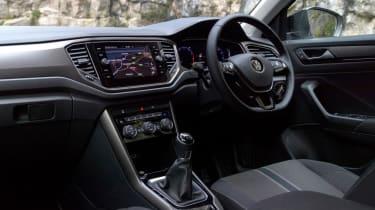 Volkswagen T-Roc - cabin