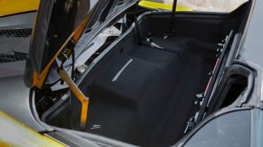 New McLaren 570S Spider - detail