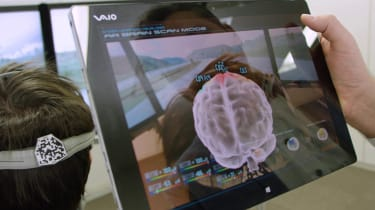 Nissan brain-to-vehicle technology - information