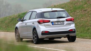 Hyundai i20 N - spyshot 7