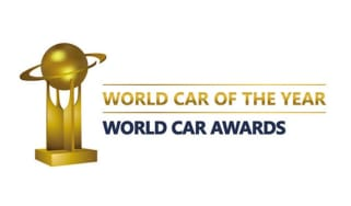 World car of the year banner