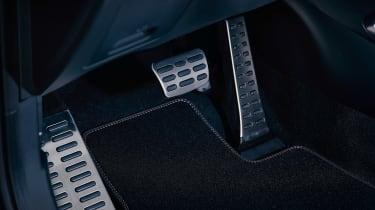 Hyundai Tuscon N Line - pedals