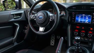 2017 Subaru BRZ facelift