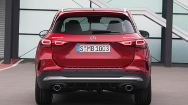 Mercedes-AMG GLA 35 - full rear