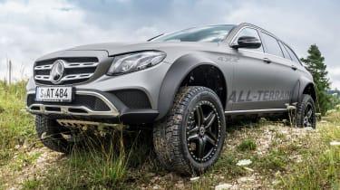 Mercedes E-Class All Terrain - front