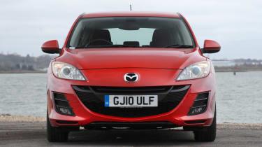 Used Mazda 3 - full front