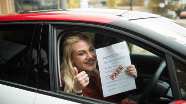 L-test revolution - pass driving test