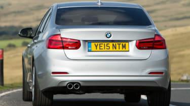 BMW 3 Series - rear bumper