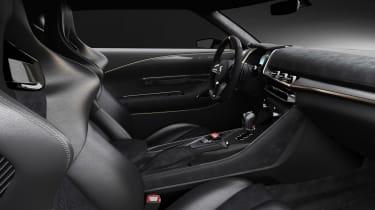 Nissan GT-R50 by Italdesign prototype interior