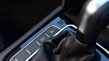 Volkswagen Passat - interior detail