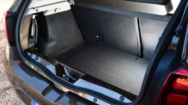 Dacia Sandero 2017 facelift boot