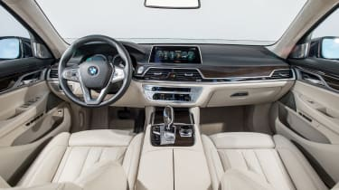 New BMW 7 Series 2015 interior