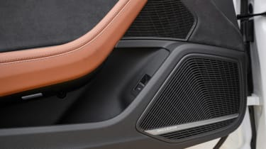 Audi A5 Cabriolet - door