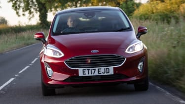 Ford Fiesta - full front