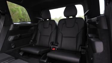 XC90 rear seats