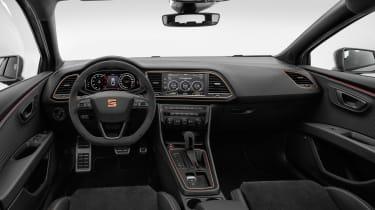 SEAT Leon Cupra R ST - dash