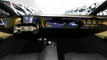 Nissan IM concept - cabin