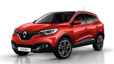 Renault Kadjar crossover front