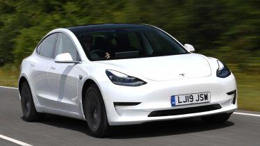 Tesla Model 3 tops UK new car registrations for April | Auto Express