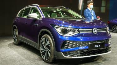 Shanghai Auto Show 2021 - VW ID.6