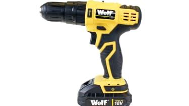 Wolf 18v Li-Ion Combi Impact Drill