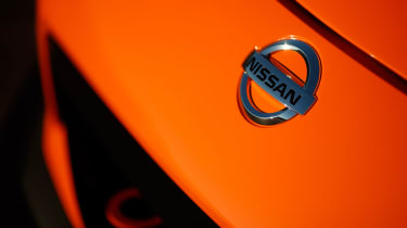 Nissan Project Clubsport 23 badge